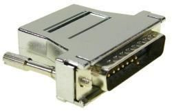 SUN Microsystems DB25-RJ45 Adapter, p/n: 530-2889 (5302889), OEM (адаптер)
