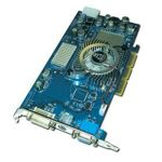 VGA card BFG ASLM52128U GeForce FX5200 Ultra, 128MB DDR, AGP 8X, DVI/TV out, OEM (видеоадаптер)