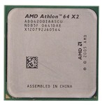 CPU AMD Athlon 64 X2 4200+ Socket AM2 (940) (S940), 2.2Ghz, 1MB Cache L2, Dual-Core, ADO4200IAA5CU, OEM (процессор)