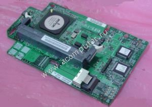 Hewlett-Packard (HP) Smart Array E200i SAS RAID Controller, p/n: 412205-001, OEM (контроллер)