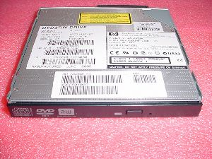 Hewlett-Packard (HP) DV-W28E-R56 DVD-RW Internal Slim Line Drive, 68-pin, p/n: 336084-9D8, 399402-001, 395911-001, 197720R-56, OEM (оптический дисковод)