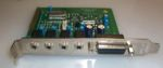 Hewlett-Packard (HP) Pavilion D-16/E 3D Sound Card, p/n: 5182-8657, OEM (звуковая плата)