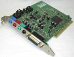 Sound card (sound blaster) Creative Labs CT4790, PCI, OEM (звуковая плата)