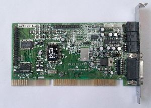 DCS S613-SB Sound Card, ISA, OEM (звуковая плата)