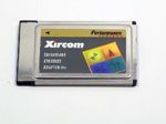 Xircom PS-CE2-10 Credit Card Ethernet Network 10Base-T adapter IIps, PCMCIA/w cord, OEM (сетевой адаптер)