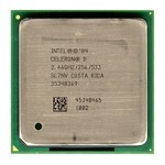 CPU Intel Celeron D 2667/256/533 (2.667GHz), 478-pin FC-mPGA4, SL7NV, OEM (процессор)