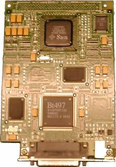 Sun Microsystems Creator 2D 24 bit Frame Buffer (for use in the Ultra1E, Ultra 2 , Enterprise 3000,4000,5000,6000), p/n: 501-4127 (5014127), OEM (видео адаптер)