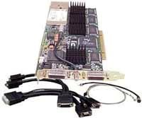 VGA card Matrox G2+/DUALP-PL, 2-port, 16MB, PCI, OEM (видеоадаптер)