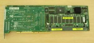 RAID controller Compaq Smart Array 5304 (5300 series) (two-to-four channel) Wide Ultra3 SCSI adapter/w 128MB RAM, BBU, PCI-X, p/n: 171383-001, OEM (контроллер)