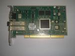 General Electric Fibre Channel (FC) Controller VCT DIP64, 2 channel optical, 1 channel copper (DB9), 2GB, 133MHz PCI-X, Altera Stratix GX chipset, PWA 2382000, p/n: 2382001, 5119717, OEM (контроллер)