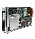 Compaq Proliant BL10e Motherboard Blade Server PIII 700MHz CPU, 512MB SDRAM upgradable, 40GB notebook style HDD IDE, p/n: 253087-001, 243270-B21, OEM (одноплатный сервер)