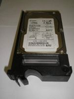 Hot swap HDD Dell/Seagate ST336704LC 36.7GB, 10K rpm, Ultra160 SCSI, 80-pin/w tray, p/n: 062DYW  (жесткий диск горячей замены)