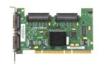 LSI Logic LSI22320 controller, 2 (dual) channel Ultra320, 64-bit 133MHz PCI-X, RAID levels: 0, 1 or 1E, OEM (контроллер)