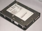 HDD IBM TotalStorage ST373453FC 73.4GB, 15K rpm, Fibre Channel (FC) 40-pin, p/n: 24P3742, OEM (жесткий диск)