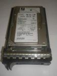 "Hot Swap HDD IBM/Hitachi Ultrastar 146GB , 10K rpm, Ultra320 SCSI, 8MB Buffer Size, 80-pin/w Dell tray 8T576, IC35L146UCDY10-0, p/n: 07N8808, OEM (жесткий диск ""горячей замены"")"