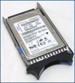 "Hot swap HDD IBM IC35L073UCDY10-0 73.4GB , 10K rpm, Ultra160 (U160) SCSI, p/n: 08K0373, 06P5756, FRU: 06P5760, 80-pin, 1""/w tray, OEM (жесткий диск HotPlug)"