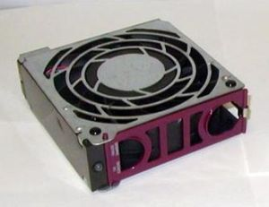 HP/Compaq 120mmx38mm Hot Plug Processor Fan, p/n: 233103-001, OEM (вентилятор)