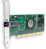 SUN Microsystems 2GB Single Port Fibre Channel Host Bus Adapter (HBA), 64-bit 133MHz PCI-X, p/n: 375-3383, OEM (контроллер)