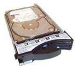 Hot swap HDD IBM/Hitachi Ultrastar HUS103014FL3800 146GB, 10K rpm, Wide Ultra320 SCSI, 8MB buffer size, 80-pin, p/n: 17R6166, 71P7431, FRU: 97P1659/w tray, OEM (жесткий диск HotPlug)