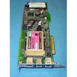 SUN Microsystems SunFire 280R Server PCI Remote System Control Card w/56K Modem & Battery, p/n: 501-5856, OEM (плата управления)