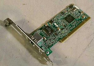 Dell/Broadcom BCM95705A50-D Gigabit Network Ethernet card, PCI, p/n: G0766, OEM (сетевой адаптер)