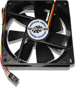 DELL/Nidec TA350DC CPU Fan (PowerEdge 2800), p/n: J2419, M34789-35, OEM (вентилятор)