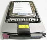 "Hot swap HDD Hewlett-Packard (HP) 72.8GB, 15K rpm, Wide Ultra320 (U320) SCSI, p/n: 286778-B21, 1""/w tray, OEM (жесткий диск HotPlug)"