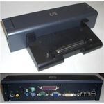 Hewlett-Packard (HP) Notebook Basic Docking Station HSTNN-IX01 series/w PS, p/n: PA286A, б.у. (док-станция)