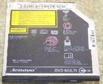 IBM/Lenovo UJ-852 DVD Multi recorder DVD+R DL ThinkPad Slim Drive, p/n: 39T2851, ASM p/n: 39T2850, OEM (оптический дисковод)
