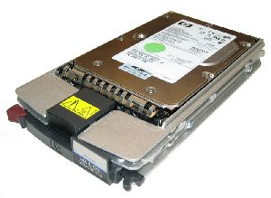 "Hot Swap HDD Hewlett-Packard (HP) BD1468A4C5 146.8GB, 10K rpm, Wide Ultra320 (U320) SCSI, 1"", 80-pin/w tray, ST3146707LC, p/n: 360205-022, 404670-002, 404708-001, OEM (жесткий диск ""горячей замены"")"