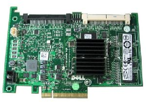 DELL PowerEdge 1950/2950 PERC 6/iR SAS RAID controller, PCI-Express (PCI-E) Bus, model: UCP-61, p/n: 0WY335, OEM (контроллер)