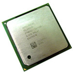 CPU Intel Celeron 2400/128/400 (2.4GHz), 478-pin, SL6VU, OEM (процессор)