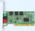 Sound card (sound blaster) Creative CT5806, PCI, OEM (звуковая плата)