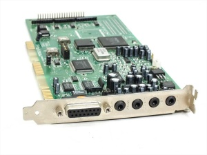 Sound card (sound blaster) Creative CT2770, ISA, OEM (звуковая плата)