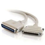External SCSI cable 68-pinM to 50-pinM (SCSI1), 1m, OEM (кабель соединительный)