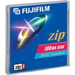 "Fujifilm Zip100 cartridge, 100MB, 3.5"", MAC formatted (магнитный диск)"