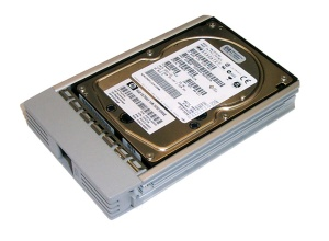 Hot swap HDD Hewlett-Packard (HP) 9.1GB, 10K rpm, Ultra3 SCSI/w tray, p/n: P2472A, P2472-60000, P2472-63001, P2472-69001  (жесткий диск HotPlug)
