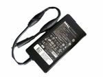 Dell Latitude Inspiron External AC adapter (Power Supply) SADP-65UB (PA-12), input: AC 100-240V, output: 19.5V-3.34A, p/n: 0DK138, OEM  (блок питания для ноутбука)